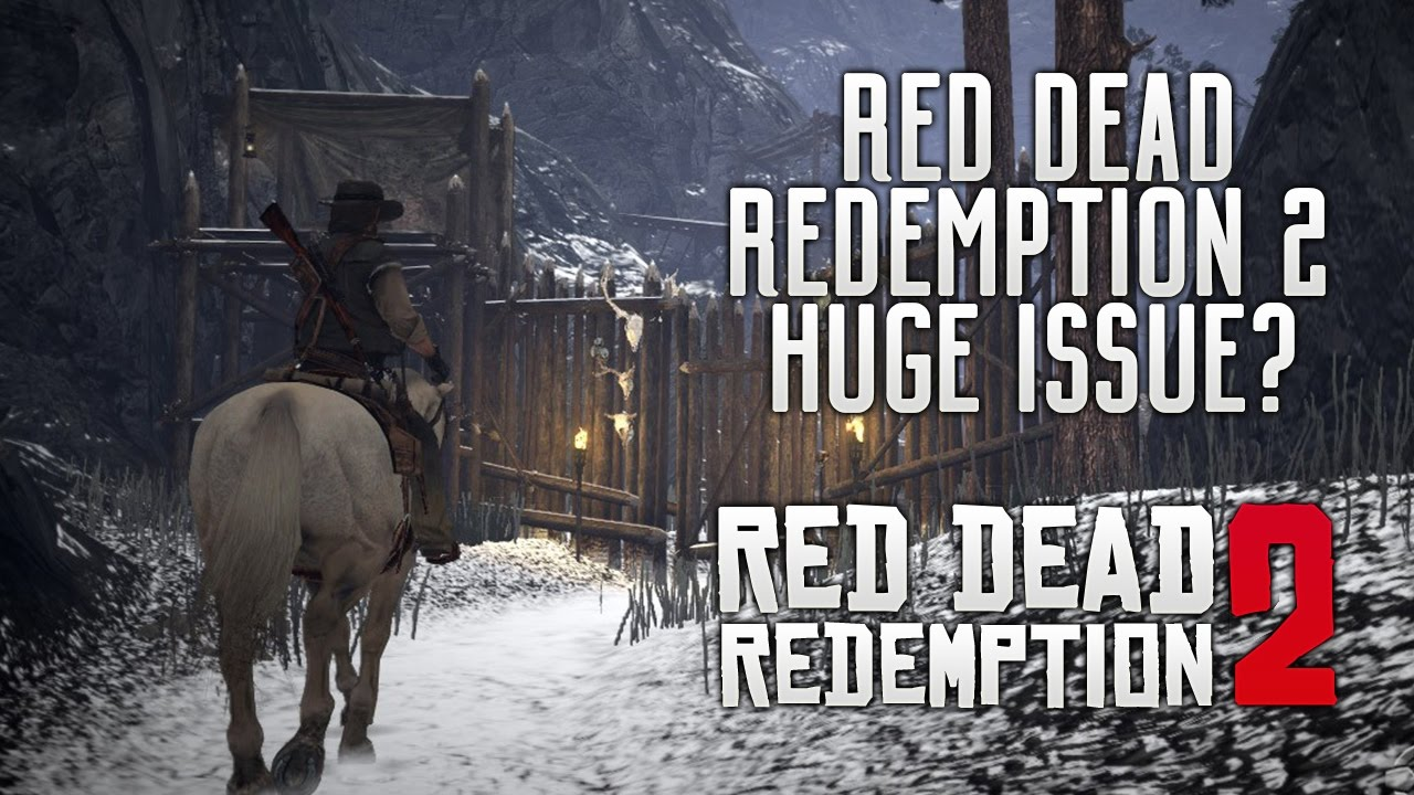 Red Dead Redemption 2 - Big Issue? GTA Online Burnt Out ...