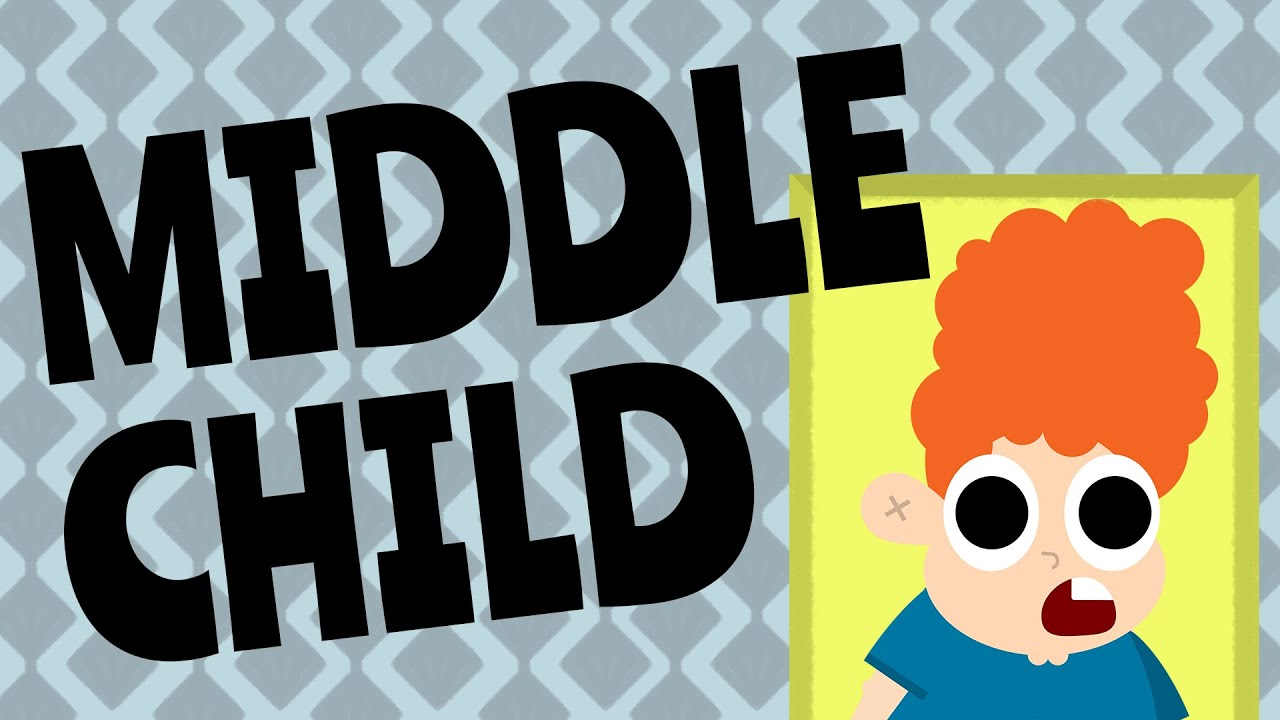 7 Middle Child Problems Youtube