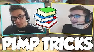 PIMP Teaches Us How To Play CS:GO...
