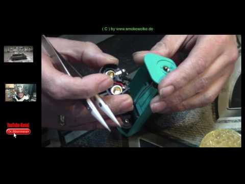 Wismec Rx2/3 Check Battery Problem [deutsch]