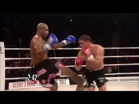 GLORY 2 Brussels - Igor Jurkovic vs. Gregory Tony (Full Video)