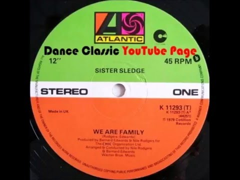 Sister Sledge  We Are Family Extended