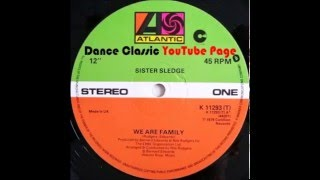 Sister Sledge - We Are Family. (Extended)