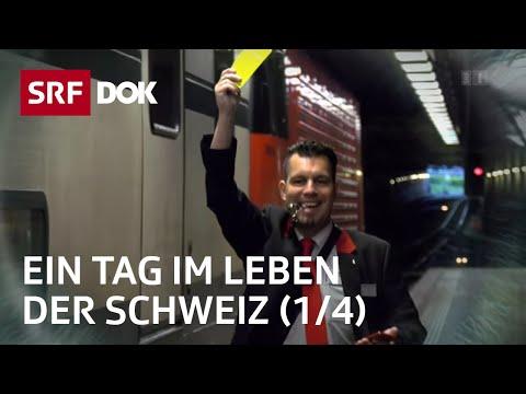 Leben und Alltag in der Schweiz | Wir sind die Schweiz 2018 (1/4) | Doku | SRF DOK
