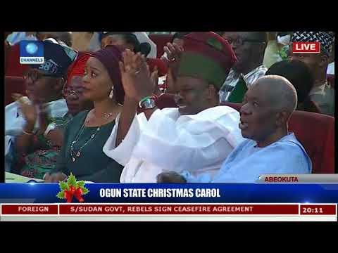 Ogun State Christmas Carol Pt.17 |Live Event|