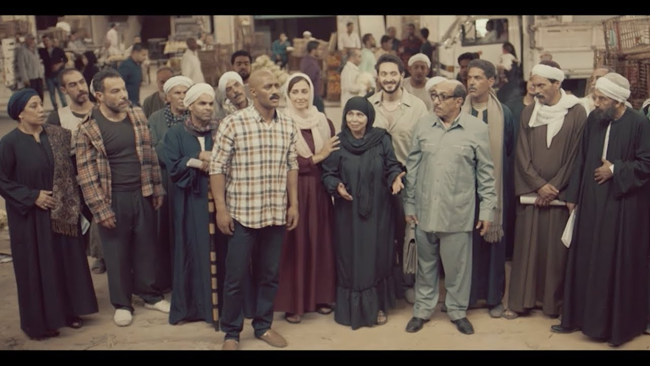 زلزال لصافية كلهم جنبي لكن انتي في قلبي مسلسل زلزال محمد رمضان Youtube