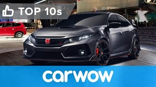 Best new cars coming in 2017 from the Paris Motor Show | Top 10s