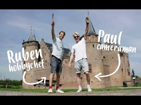 Backpacker Chef | Trending Today #11 | Appie Today