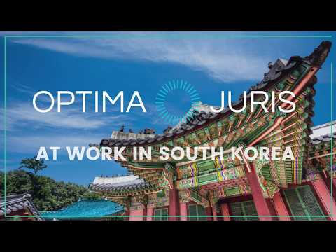 Case Study: Scheduling a deposition in Seoul, South Korea