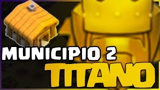 CLASH OF CLANS - TH2 in LEGA TITANO!? thumbnail