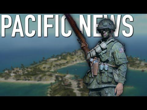 Battlefield 5 - Mini-Chapter Soon + Pacific Datamining News Roundup