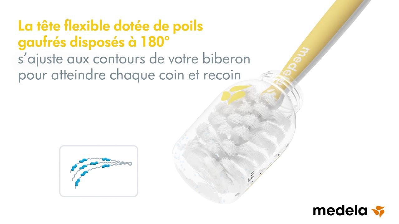 Medela Goupillon pour biberon et tire-lait Quick Clean/™