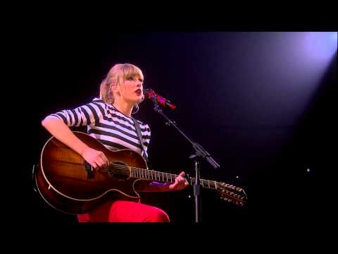 Sparks Fly acoustic   the RED Tour!