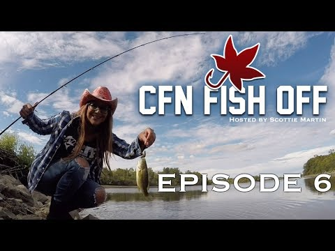 CFN Fish Off - Episode 6 (Multi-Species Fishing Tournament)