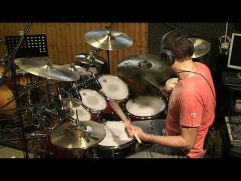 Dave Weckl - island magic - drum cover by Andrea Mattia