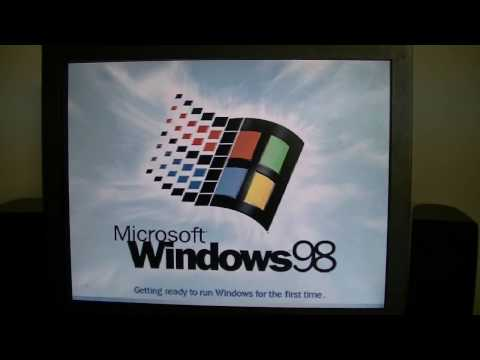 Building A Windows 98 PC: Software Setup