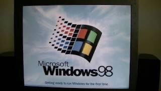 Building a Windows 98 PC: Software Setup