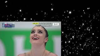 ケイトリン・オズモンドFS・金メダル1位 世界フィギュアスケート選手権 女子FS 2018年3月23日 Kaetlyn Osmond(Canada) オズモンド 検索動画 3