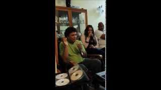 Suraj Hua Madham &  Kabhi Alvida Na Kehna Karaoke