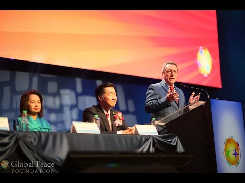 Global Peace Convention 2017 Opening Plenary