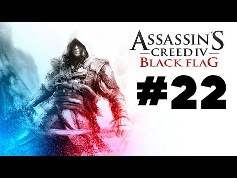 ASSASSIN'S CREED 4: BLACK FLAG ¦ Gameplay Walkthrough Part 22 - Unmanned (Memory 3)