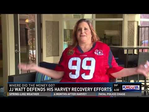 Woman Defends Controversial J.J. Watt Tweet