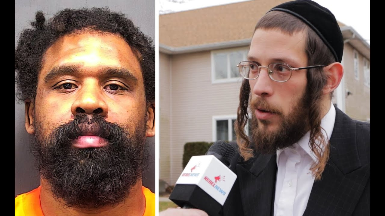 Joseph Gluck credits God for his heroic response to Hanukkah machete attacker | David Menzies