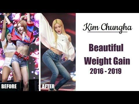 Chungha Diet & Weight Gain 2016 - 2019 thumbnail