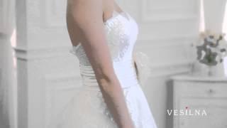Свадебные платья VESILNA™ модель 2002(Свадебное платье торговой марки VESILNA модель 2002 каталог Julia. http://vesilna.ua/katalog/kollektsiya-julia/svadebnoe-plate-model-2002 Купить..., 2015-02-26T14:42:42.000Z)