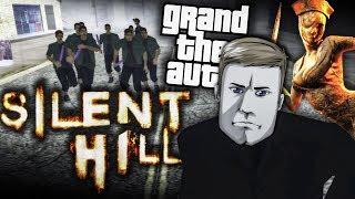 САЙЛЕНТ ХИЛЛ в ГТА / Моды на GTA San Andreas: Silent Hill