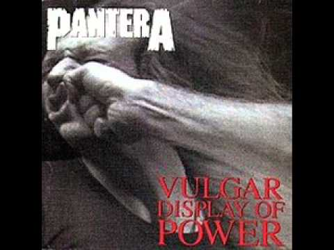 Pantera  Vulgar Display Of Power  Full Album
