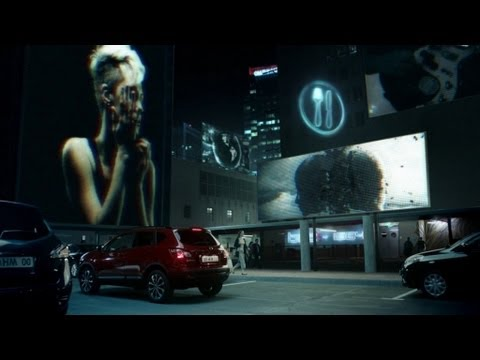 Nissan Qashqai 2013 Tv Spot Angst Two Music By The Toxic Avenger