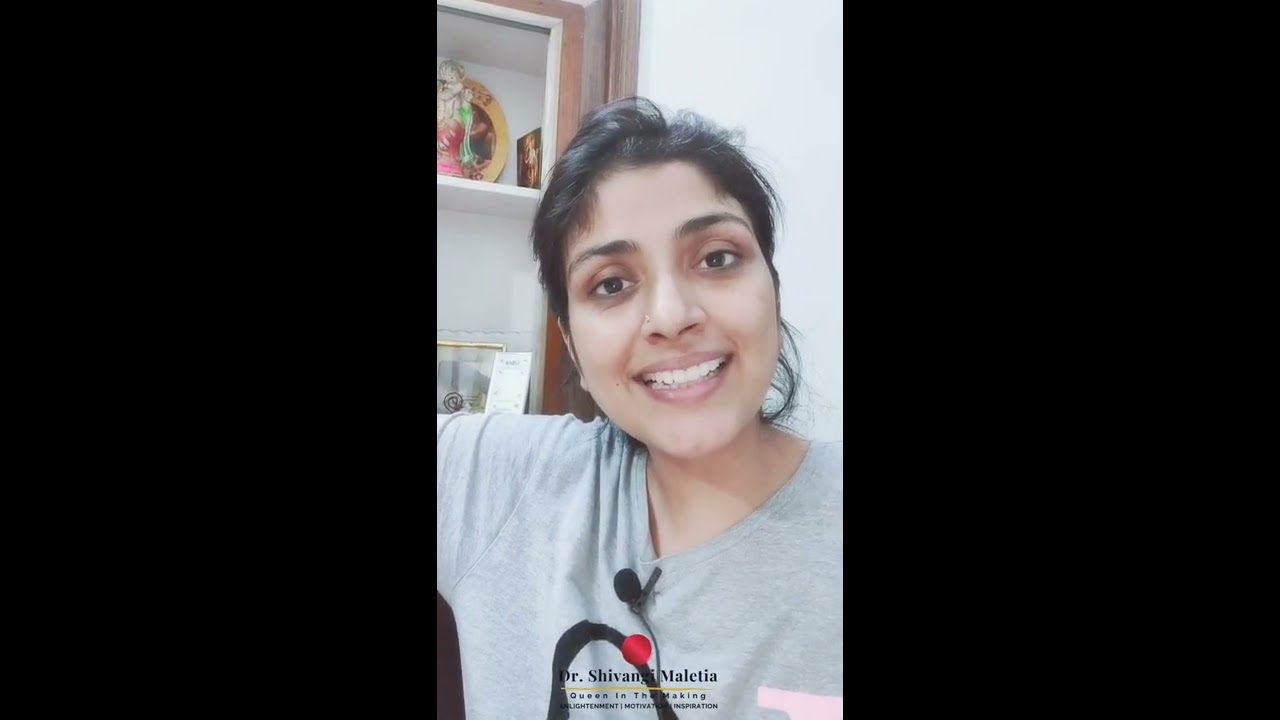 WOMAN, LETS BE A WOMAN FIRST! by Dr. Shivangi Maletia