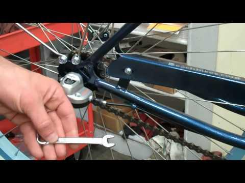 Beachbikes.com - Adjusting
