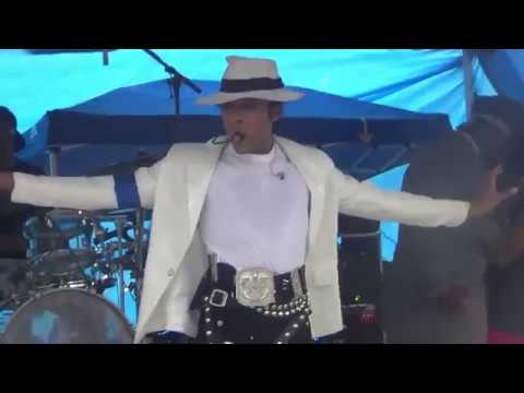 Who's bad, Michael Jackson tribute band PT1
