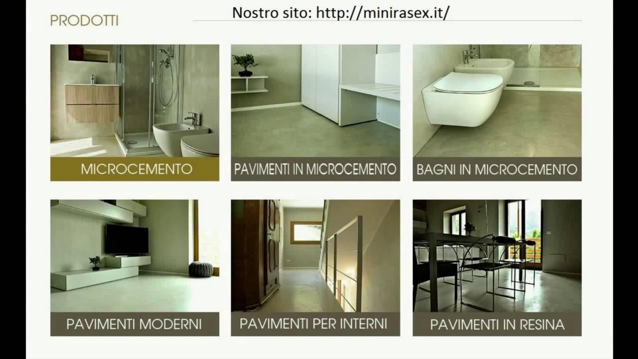 Microcemento, pavimenti in microcemento, rivestimento in ...
