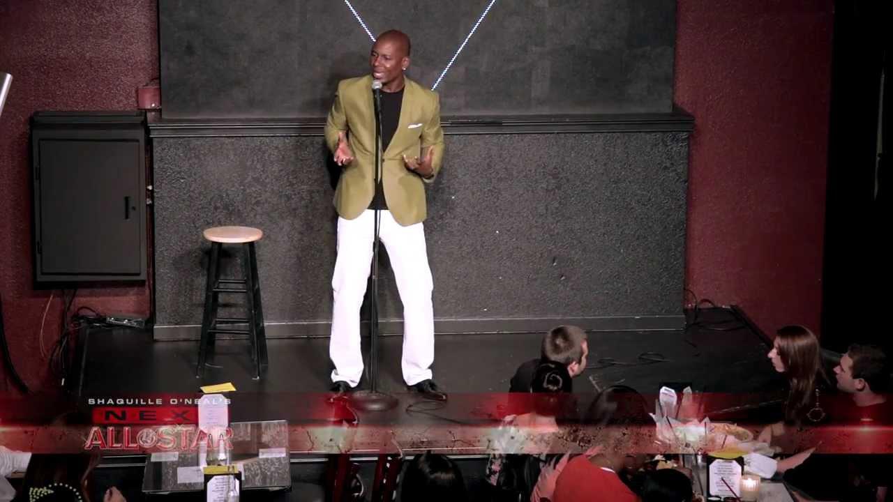 Shaq's Next All-Star Comedy Talent Search (11/7/13)