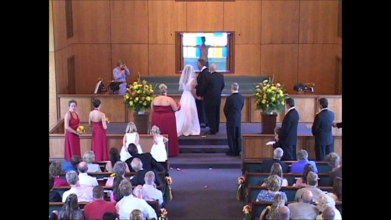 Wedding Disaster - When A Naked Man Flashes Bride And ...