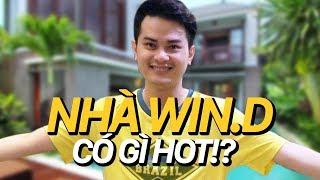 nhà của win.d có gì hot !? | life of win.d