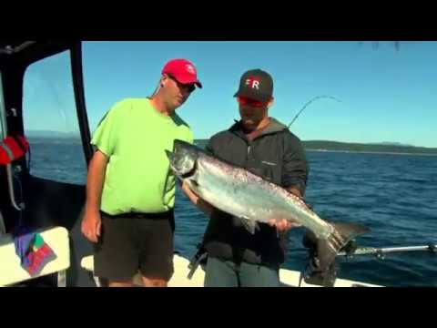 Campbell River Fishing with Coastal Island Fishing Adventures