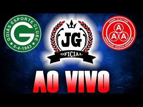 🔴 Goiás x Anapolina AO VIVO (ÁUDIO) [CanalJGEsportes]
