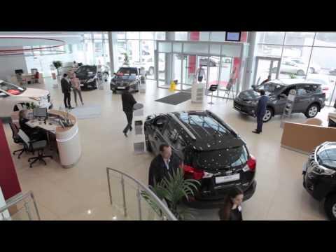 Toyota левобережный  Все возможности и преимущества нашего автоцентра