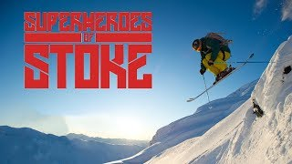 Superheros of Stoke - Official Trailer - Matchstick Productions [HD]