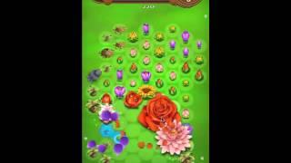 Blossom Blast Saga Level 227 No Boosters