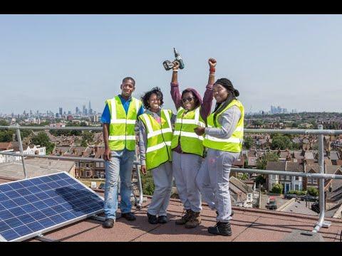Urban community energy | Repowering London, Ashden Award