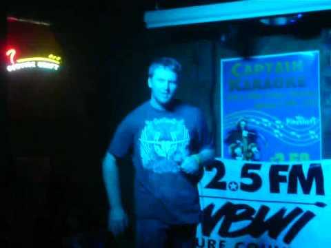 karaoke My Maria Brooks & Dunn 4-30-10 Mineshaft H...
