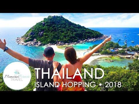Thailand Island Hopping | Travel Diary
