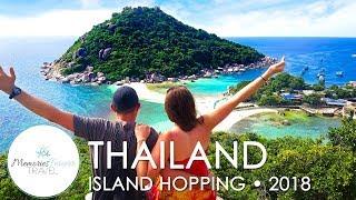 Thailand Island Hopping | Bangkok, Koh Samui, Koh Phangan, Koh Tao | Travel Diary