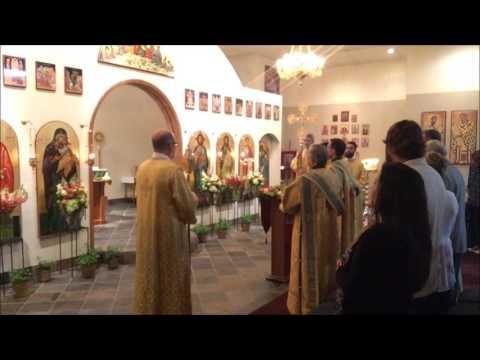 Saint Barnabas Divine Liturgy 06 04 17
