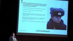 Venäjän kaupan ja toimintaympäristön tilanteesta ja viimeisimmistä trendeistä- Lauri Veijalainen